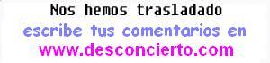 Discos y Conciertos - desConcierto